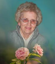 Irene Dallain (née Poole)