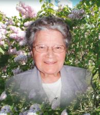 Sr Jeannine Thériault