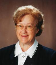 Sr Bernadette Bélanger o.s.u.
