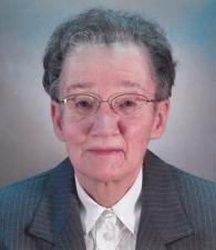 Sr Andrée Gaudreault r.s.r.