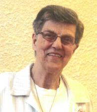 Soeur Yvonne Cyr f.j.